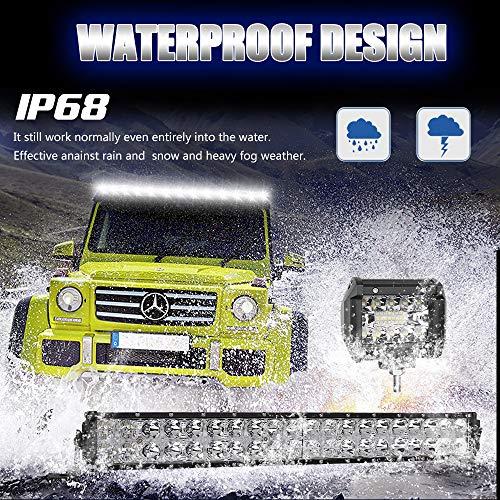 Autofeel-LED-Light-Bar-27000LM-Flood-Spot-Combo-Beam-Led-Bar-Driving-Lights-Boat-Lights-Super-Bright-Led-Off-Road-Lights-for-Trucks2-Years-Warranty