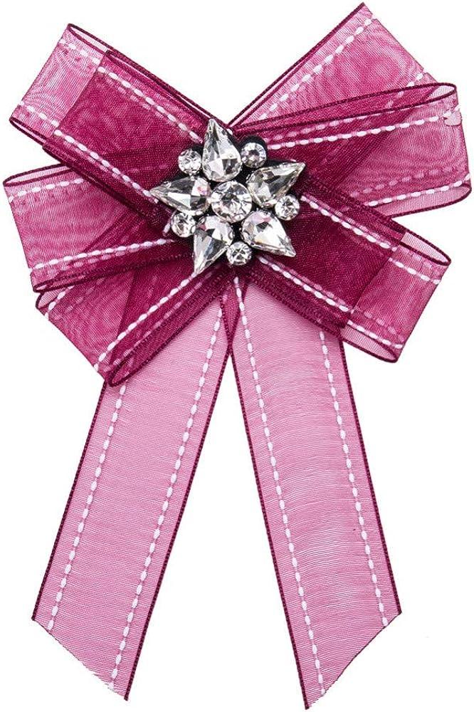 SKZKK Lace Pre-Tied Ribbon Regalos de Flores de Diamantes de ...