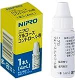 ニプロ ニプロフリースタイル専用 ニプログルコースコントロール液 4mLx1本