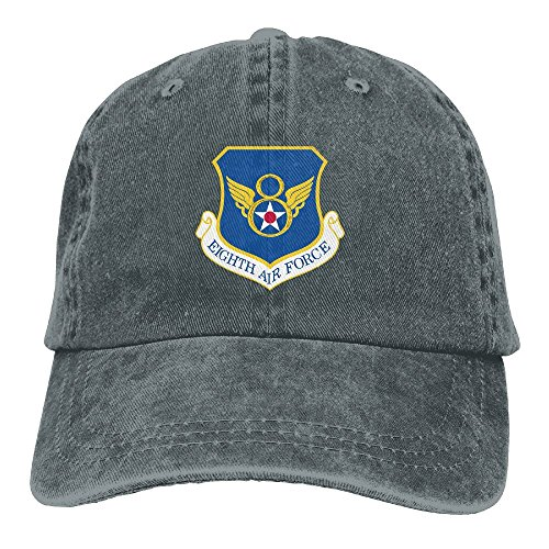 Cap Force Insignia Air (Trableade US Eighth Air Force Insignia Adult Sport Adjustable Structured Baseball Cowboy Hat)