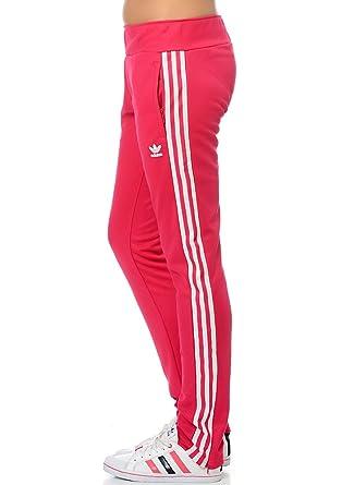 ADIDAS Europa Track Pant W / Sporthose Freizeit Fitness Hose ; Größe: 32 ;  pink