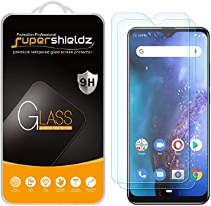 (2 Pack) Supershieldz for BLU G9 Tempered Glass Screen Protector, Anti Scratch, Bubble Free
