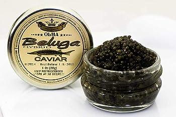 Beluga Sturgeon Hybrid Caviar