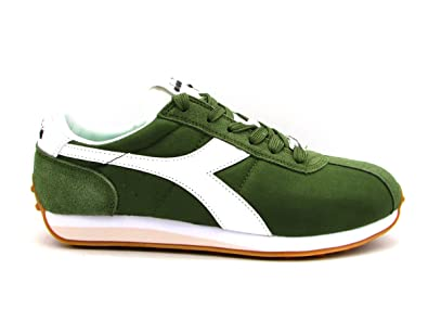 Diadora Sirio Nylon, Zapatillas Deportivas para Hombre, Green Olivine, 41 EU: Amazon.es: Zapatos y complementos