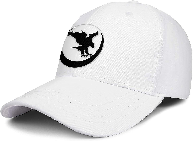 Baseball Hat Cotton Trucker Cap FlatbrimFlat Hats Mens Wilson-Combat