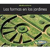 Las Formas en los Jardines, Rebecca Rissman, 1432936298
