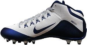 Nike Men's Alpha Pro 2 Football Cleat