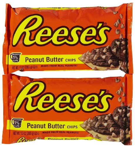 Reese's Peanut Butter Baking Chips - 2 pk. ()