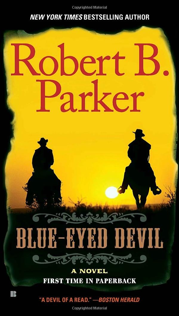 Blue-Eyed Devil (A Cole and Hitch Novel)