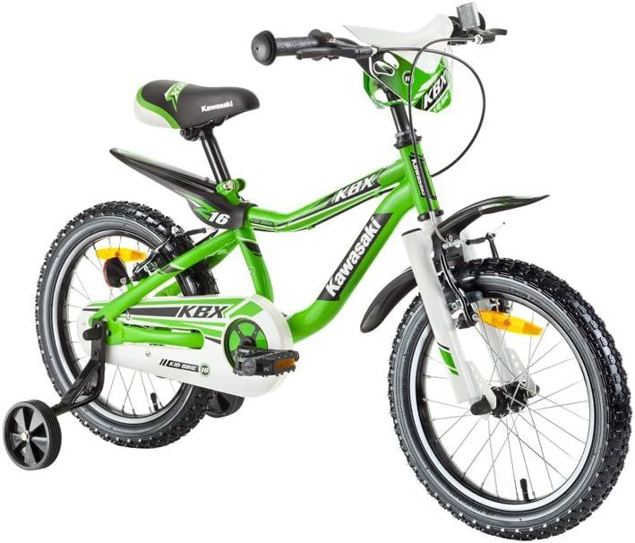 Kawasaki Juroku KBX - Bicicleta infantil (16