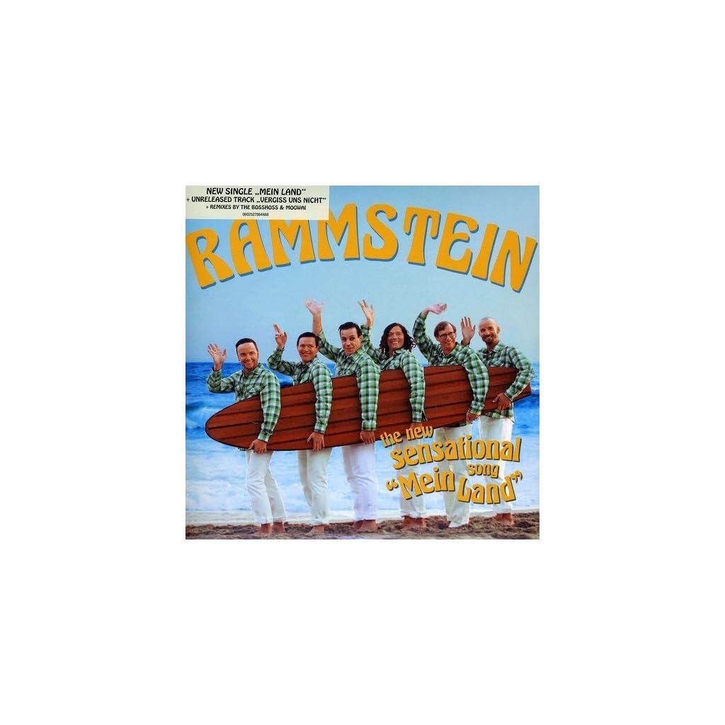 Mein Land (Picture Vinyl) CD Simple, Maxi