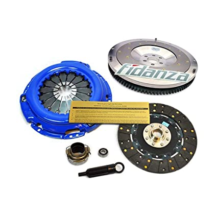 Amazon.com: EFT STAGE 1 CLUTCH KIT+FIDANZA ALUMINUM FLYWHEEL 02-05 LEXUS IS300 3.0L 2JZ-GE: Automotive