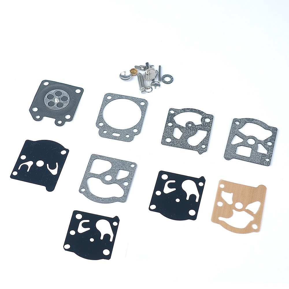 Carburetor Rebuild Kit K24 Wat For Walbro Poulan Echo Genuine Oem Mtd Troybilt 7531225 X3 Brush Cutter Trimmer Garden Outdoor