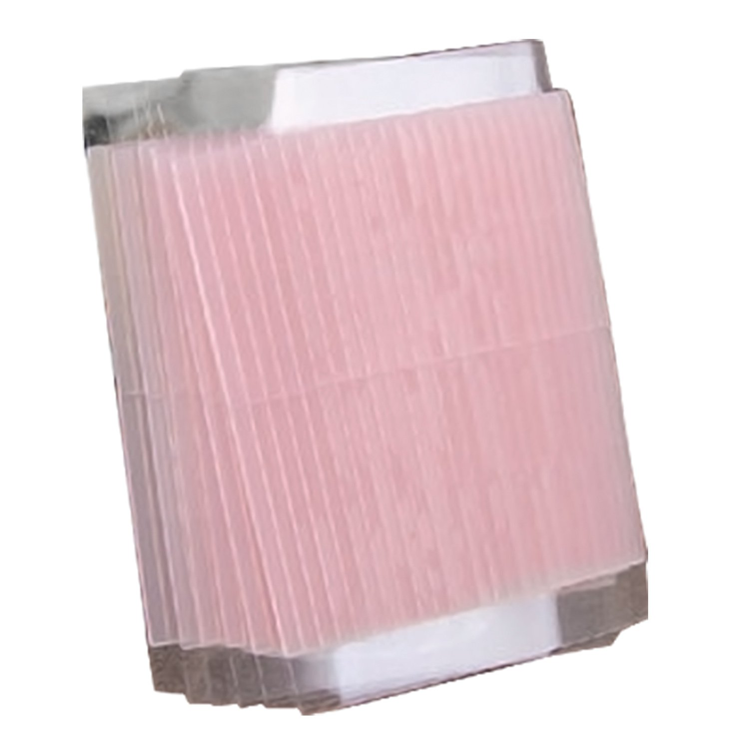 5 Sheets Invisible Breathable Stretch Fiber Narrow Double Eyelid Stickers Tape Vococal