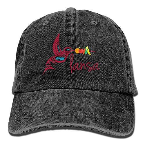 Birds Eat Fruit Adult Adjustable Printing Cowboy Hat