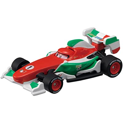 Tomica Cars 2 C-17 Francesco Bernoulli [JAPAN]: Toys & Games