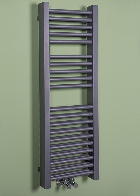 Secador de Toallas de Agua Caliente - Boden 814 W 1200 x 400 x 814 -