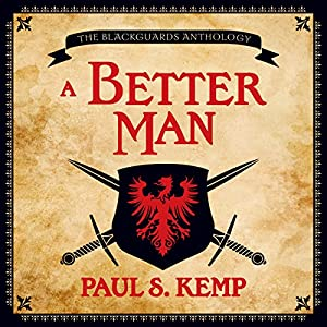 A Better Man Audiobook