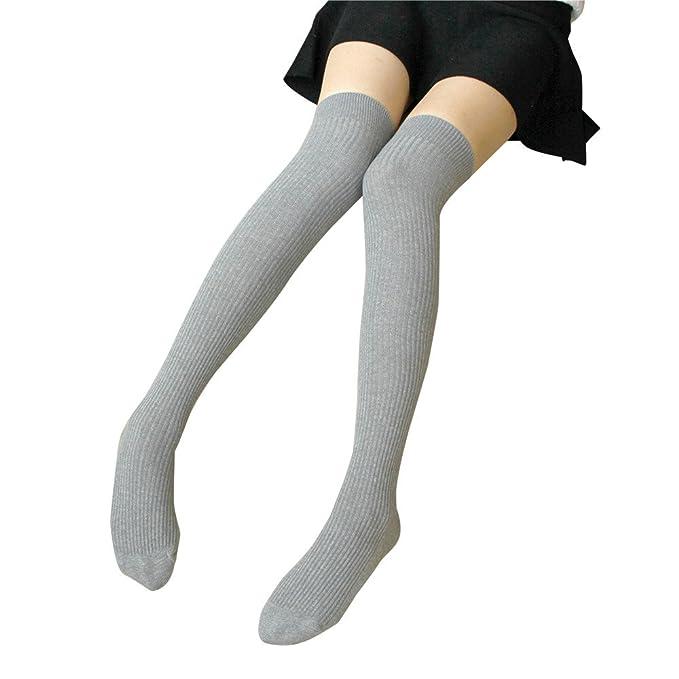 Mode Mädchen Oberschenkel Kniestrümpfe Iyhenz Frauen Hoch Über tshrxdQC