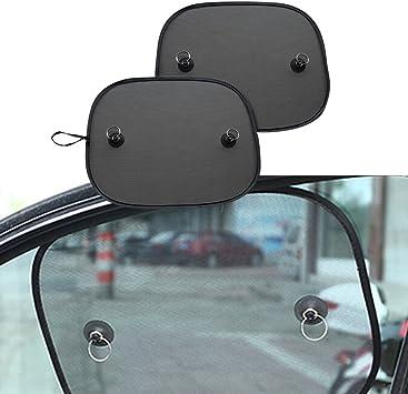 Auto Fenster Schatten Für Seite Und Hinten Windows 2 Pack Selbst Sonnenschutz Für Auto Windows Auto Fenster Sonnenschutz Schützt Maximale Blendungen Und Uv Schutzfolie Für Ihr Kind Auto