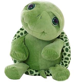 Joyfeel buy 1 Pieza lindo juguete Almohada de Forma de Tortuga Juguete de algodón Jugar y