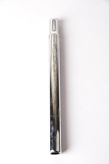 Fahrrad Sattelstütze Kerze Alu silber Ø 28,6 mm 300 mm Neu