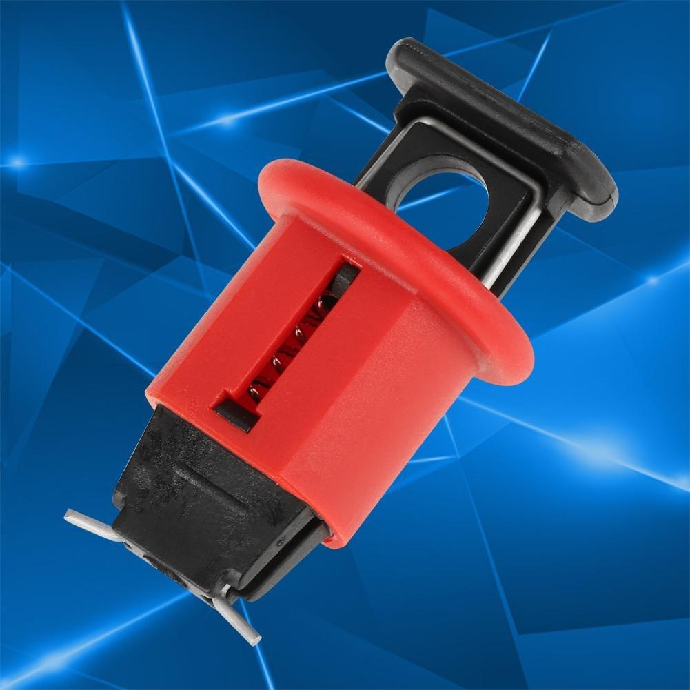 Verrouillage de Disjoncteur Miniature de S/écurit/é Electrique de Serrure de Disjoncteur BD-D01