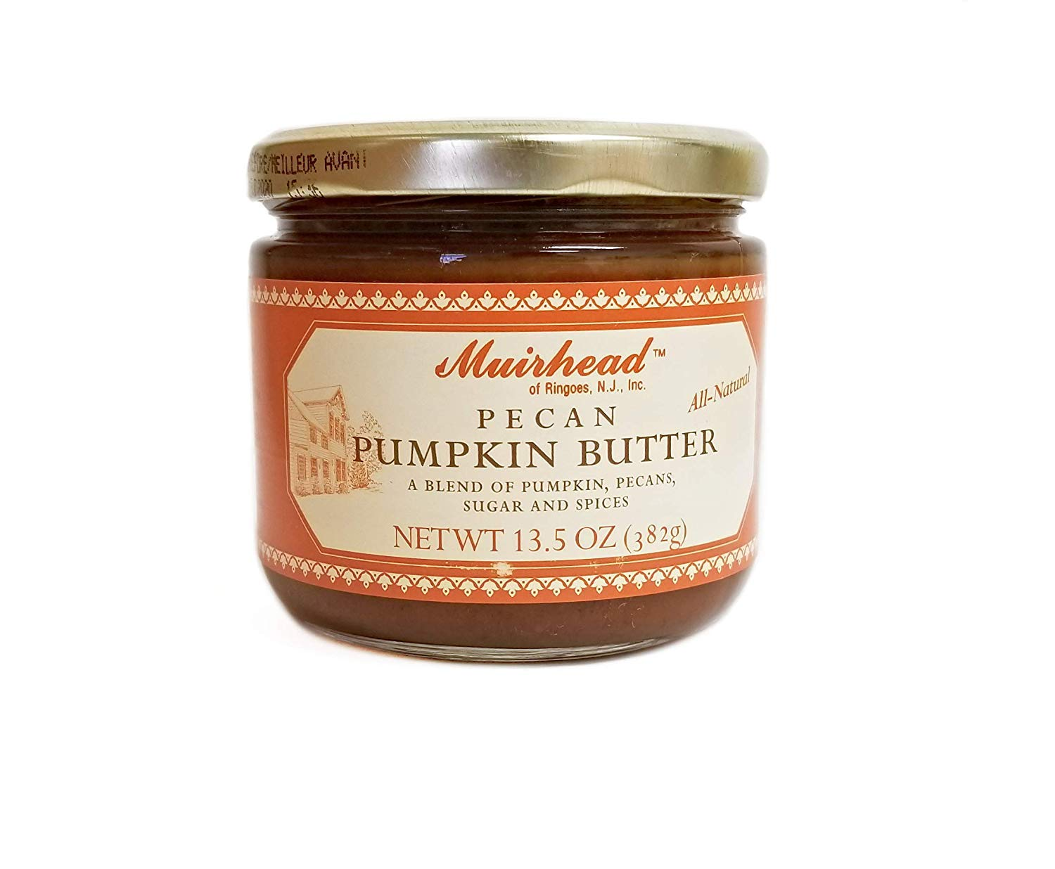 Williams Sonoma Muirhead Pecan Pumpkin Butter, 13.5 oz. (makes one 9'' pie). - Made in USA. by DealPortal
