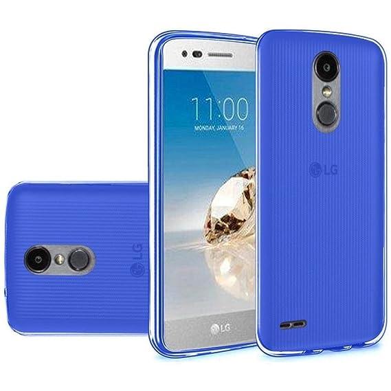 Amazon com: FastSun LG LML211BL Case, TPU Flexible Skin Gel Case
