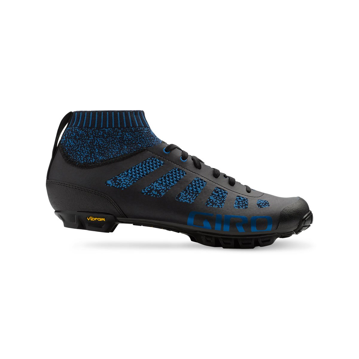 Midnight blueee 45 Giro Empire VR70 Knit Cycling shoes  Men's