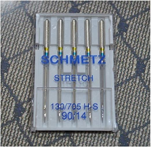 Agujas para máquina de coser Schmetz 90/14 tramo: Amazon.es: Hogar
