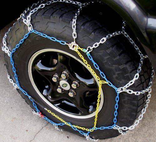 2 Pieces RUD Snow Chains 0503 RUDprofi Lock Mounting 11503 RP Cargo Gr