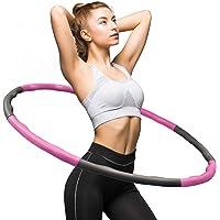 WATSABRO Huller Fitness Oefenband voor gewichtsvermindering en massage, een 7-8-delige afneembare band voor sport…