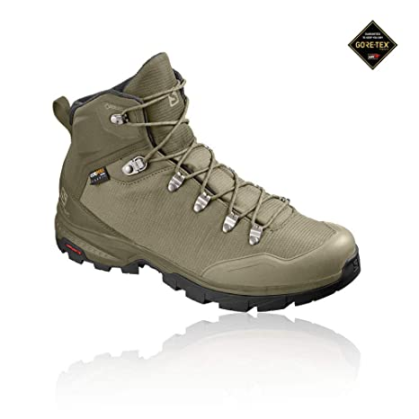 Oliv12 Eu 48 Laufschuh Herren 5 Outback Gtx Uk Trail 500 Salomon tsdxoQBChr