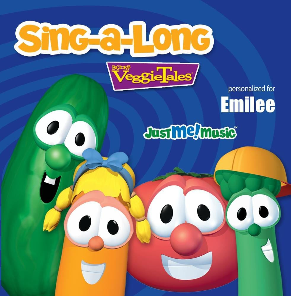 Sing Along with VeggieTales: Emilee by Just Me Music