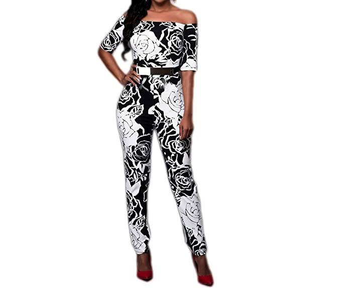 4c1a66972157 Image Unavailable. Image not available for. Color  Xuan2Xuan3 Women  Sleeveless V Neck Sexy Party Club Long Jumpsuit Rompers Bodysuit
