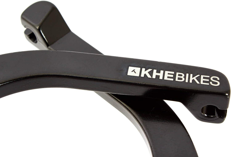KHE W117 BMX U-Brake U-Brake Aluminium Black with Springhanger Spring