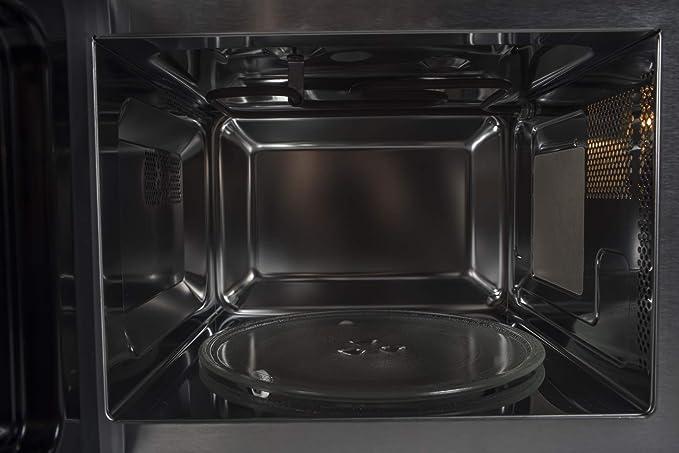 Sauber - Microondas con grill integrable HMS01W - 20 litros ...