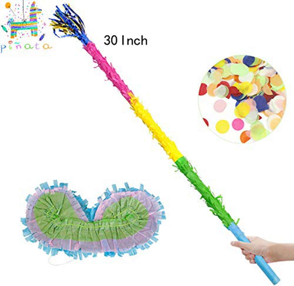 Henbrandt Pinata Buster Stick /& Eye mask Birthday Party Supplies Game Toy