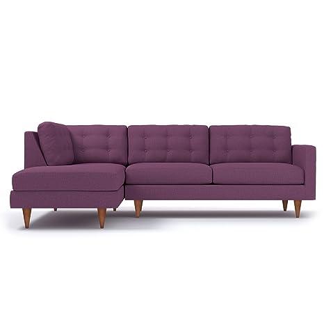 Amazon.com: Apt2B Logan 2pc Sectional Sofa, LAF - Left Arm ...