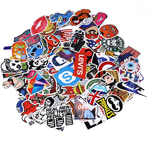 Sticker Motorcycle Skateboard Stickers Waterproof