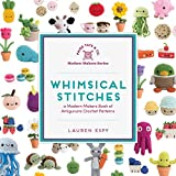 Explore Amigurumi, the Japanese art of crochet design, with 30 unique and darling patterns. Whether a novice or an experienced crocheter, anyone can pick up a needle and complete these cuddly creations. Author and amigurumi guru Lauren Espy inspires ...