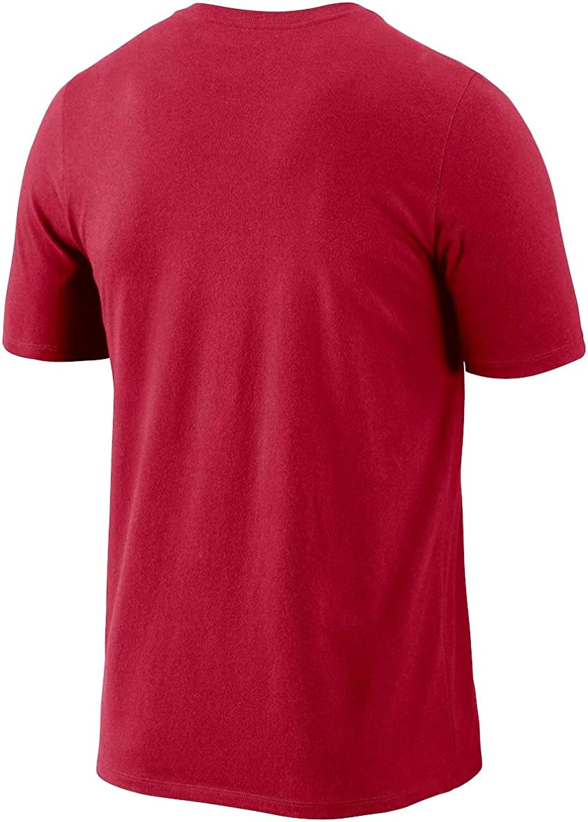 Profile Varsity Iowa State University Cyclones Mens Big /& Tall Logo T-Shirt
