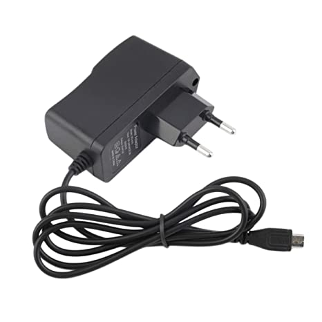 WOSOSYEYO 5V 2A Fuente Universal Plug Adaptador Micro ...