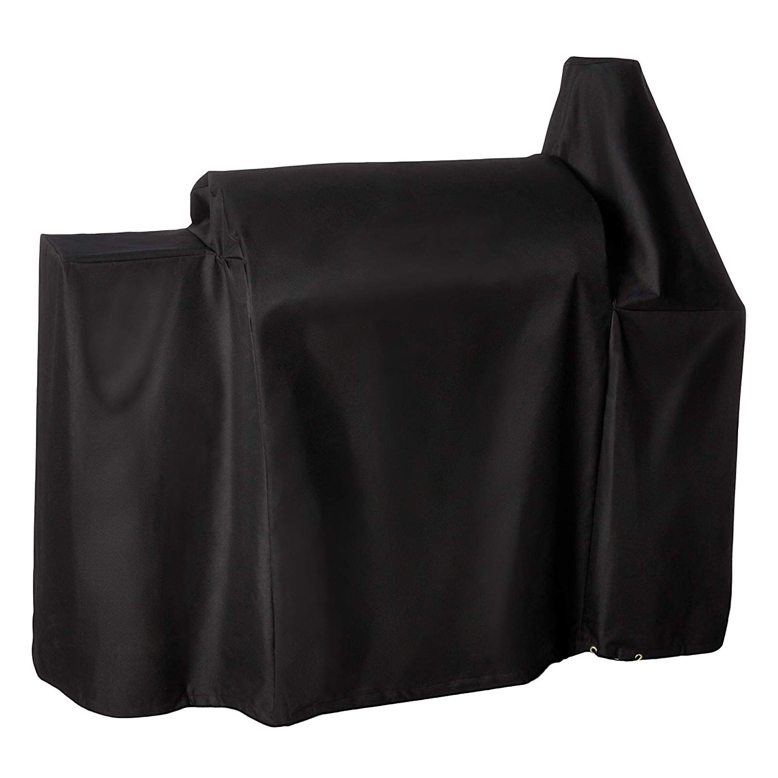 QuliMetal 73821 Grill Cover for Pit Boss 820 Deluxe/ 820D, Rancher XL/Austin XL/1000S/1100 Wood Pellet Grills with The Side Tray by QuliMetal