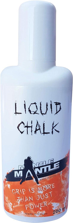 Mantle Chalk Liquid - Magnesio de Escalada, Talla One Size ...