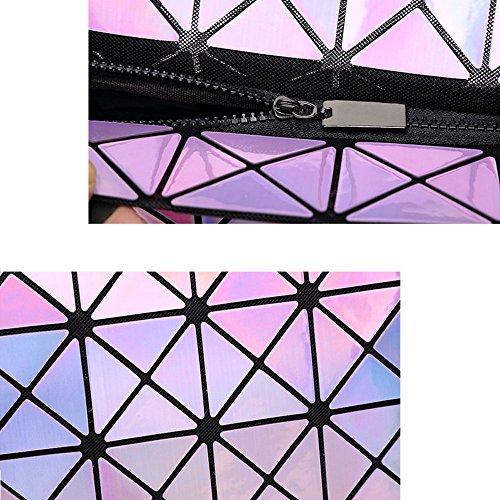 Shopping Yxpnu Casual Moda Bag Spalla Ladies Semplice Portatile Lasersilver Selvatici dBrZBqwP
