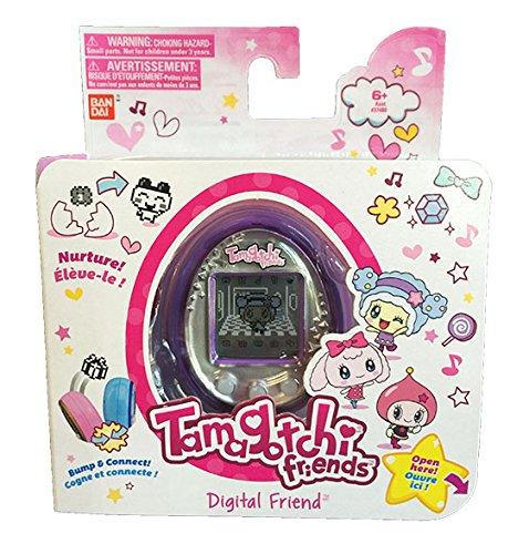 (Tamagotchi Friends Digital Friend (Purple & Silver Gem))