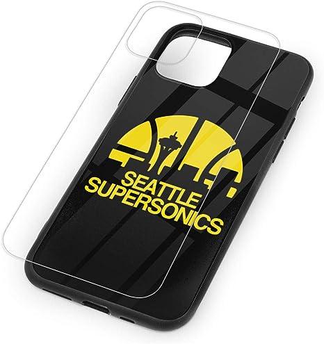 Amazon.com: KellySotoUS Seattle Supersonics iPhone 11 Case ...