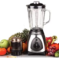 Toyomi BL 8319 Blender with Glass Jug and 2 Bottles